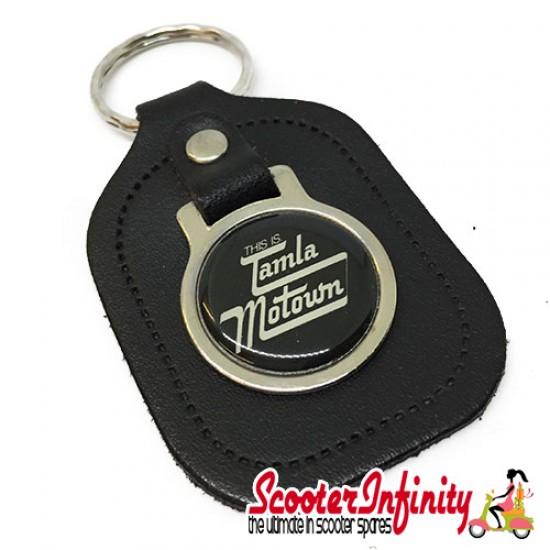 Key ring chain - Tamla Motown (Black)