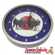 Wall Clock - The Quadrophenia (220mm Wide)
