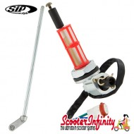 Fuel Petrol Tap Fast Flow V2.0 SIP (Electric Power Reserve, with Lever) (Vespa PX, Rally, T5)