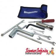 Tool Kit Toolbox Roadside (Lambretta)