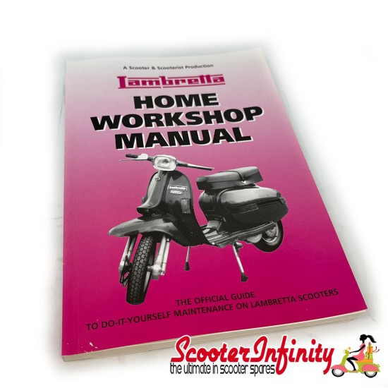Manual The Original Lambretta Home Workshop Manual