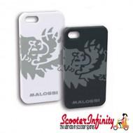 iPhone 5 5s Case / Cover Malossi (Black)