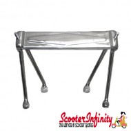 Carrier/Rack Legshield Spare Wheel Holder (Lambretta)