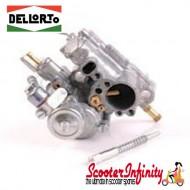 Carburettor Dellorto SI 26x26mm G (Autolube) (Vespa T5  also for Vespa 180-200 Rally /P80-150X/P200E/PX80-200E /Lusso/`98/MY/`11)