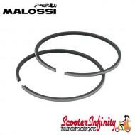 Piston Rings Malossi (KDN5) (139/166cc) (Vespa 125 GTR 2?/TS/150 Sprint 2?/V/Super 2?/PX80-150/PE/Lusso/Cosa)
