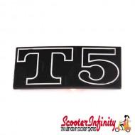 Badge Sidepanel (Vespa T5)