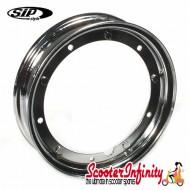 Wheel Rim Standard Split Vespa SIP 2.10x10 (CHROME) (PX, T5, Rally)