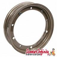 Wheel Rim Standard Split Vespa 2.10x10 (Titanium Grey) (PX, T5, Rally)