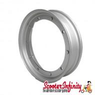 Wheel Rim Standard Split Vespa SIP 2.10x10 (Silver) (PX, T5, Rally)