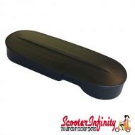 Fork Link Suspension Cover (Black) (Vespa T5, T5 Classic, PX80-200/PE/Lusso/Cosa 1, PK50-125/XL2 FL /HP/Nouva FL/PX `98/MY)