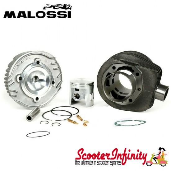 Cylinder Kit Malossi 177 (With Head) (Vespa P Range 125-150, PX125-150, Cosa 125-150)