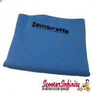 Neck Scarf Scarves Neck Warmer Face Mask LAMBRETTA (Light Blue, Black Logo)