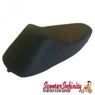 Seat Sport Corsa (Black) (Vespa P, PX, T5 Classic)