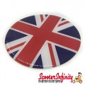 Stickers, Signs, Patches & Pin Badges